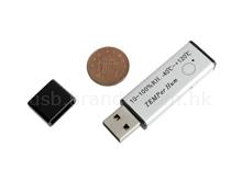 USB градусник измеряет влажность воздуха
